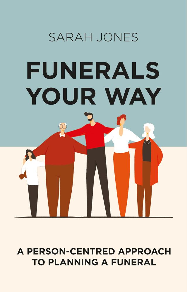 Funerals your way book